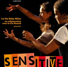 Affiche sensitive